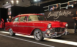 """Prime Time"" Saturday at Barrett-Jackson at 2014 Hot August Nights"