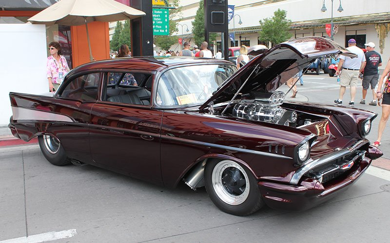 Chevy Custom