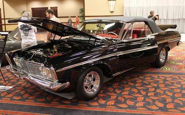 1966 Plymouth Fury Max Wedge for Barrett-Jackson Cup at 2014 Hot August Nights