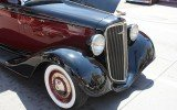 1935 Chevy Phaeton finalist for Barrett-Jackson Cup at 2014 Hot August Nights