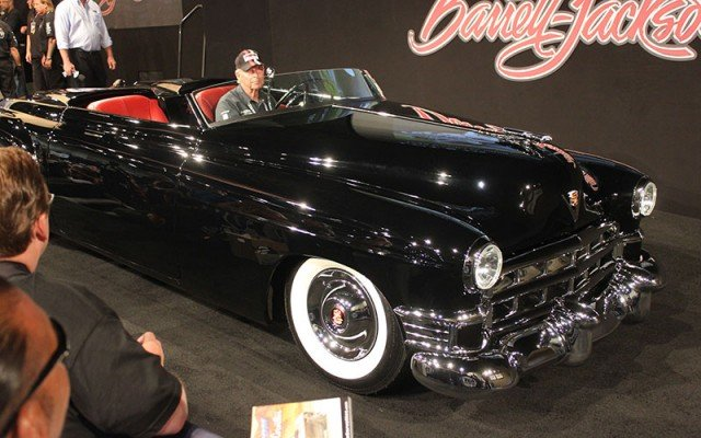 1949 Cadillac Topless Roadster sold at Barrett-Jackson at 2014 Hot August Nights