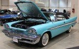 1958 Desoto Firesweep Convertible at Barrett-Jackson at 2014 Hot August Nights