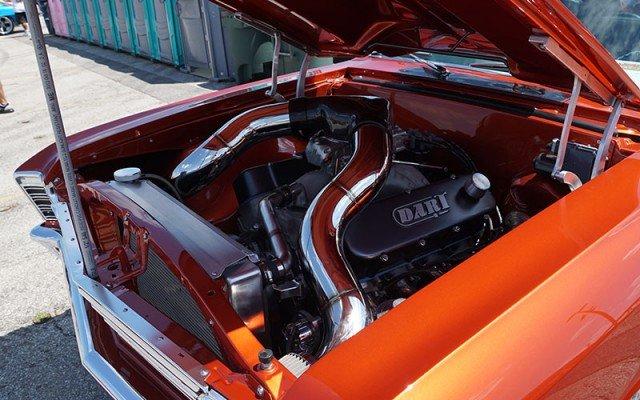 1967 Chevelle motor