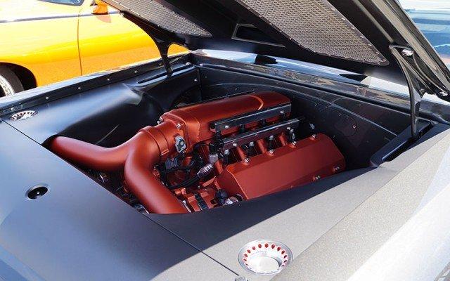 1967 Chevy Nova engne