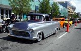 1957 Chevy Custom Pickup for Barrett-Jackson Cup at 2014 Hot August Nights