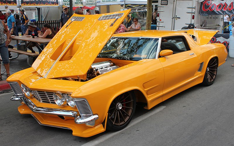 custom-yellow-buick-riviera