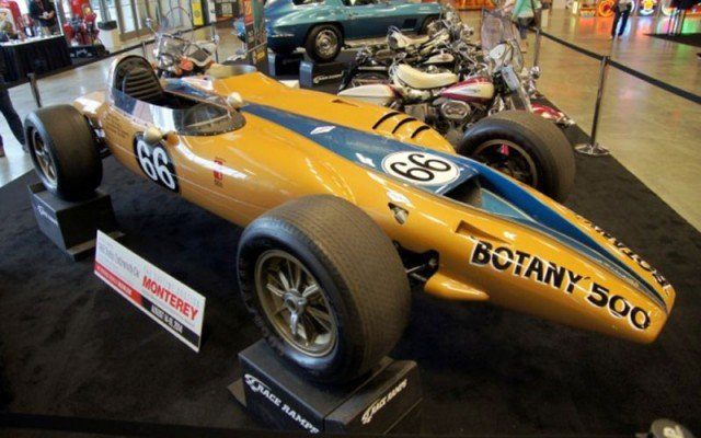 1968 Shelby Indy Turbine car
