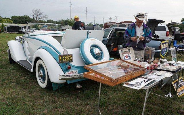 2014 Auburn Cord Duesenberg Festival