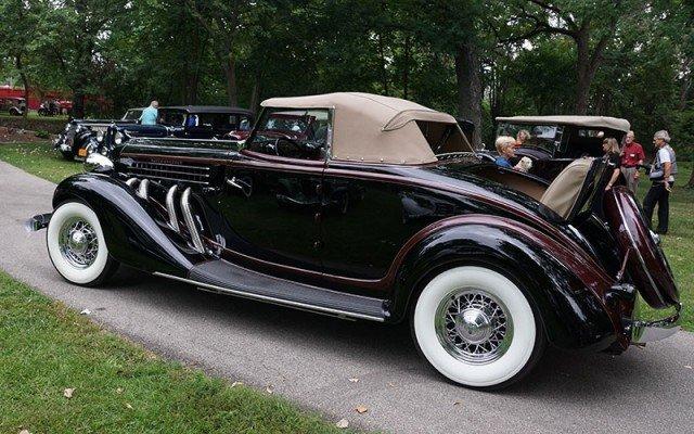 Auburn Cord Duesenberg Concours