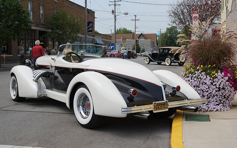 Classic Car Shows In Indiana