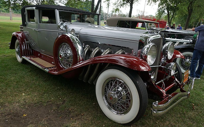 Auburn Cord Duesenberg Festival Archives Classicar News