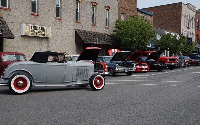 Auburn Cord Duesenberg Festival