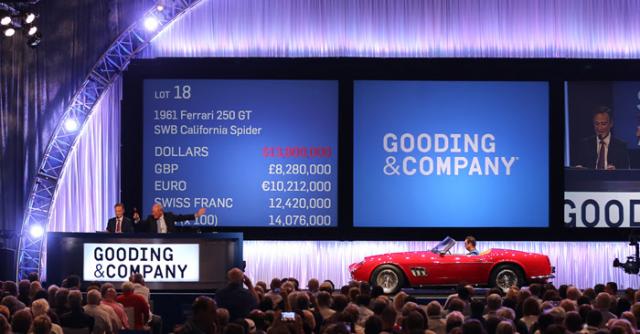 2014 Gooding & Company Auction