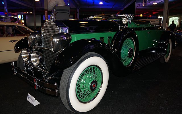 1929 Packard 645 Rollston Roadster