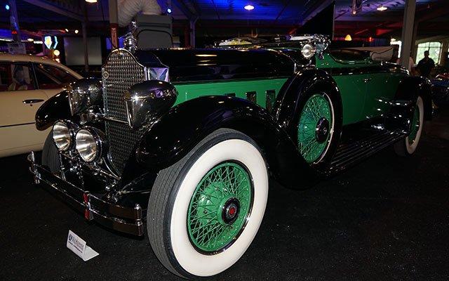 1929 Packard 645 Rollston Roadster