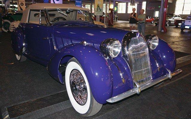 1938 Talbot Lago T-23 Sport Cabriolet