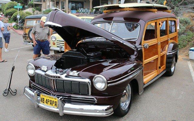 1948 Mercury Woodie Wagon