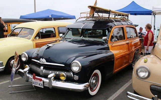 1951 Mercury Woodie Station Wagon
