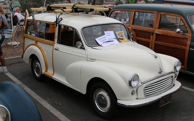1959 Morris Minor Woodie Wagon