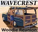 Wavecrest Woodie Show logo