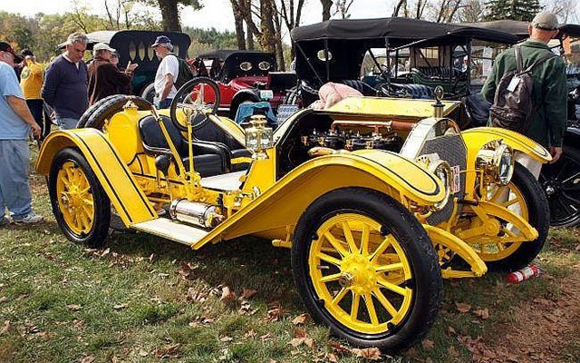 1913 Mercer Runabout