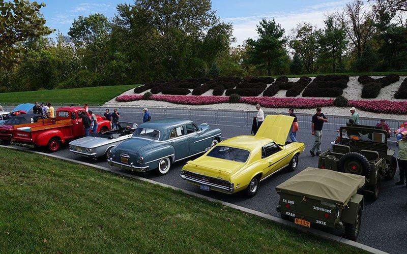 Hershey Car Show >> 2014 Aaca Hershey Car Show