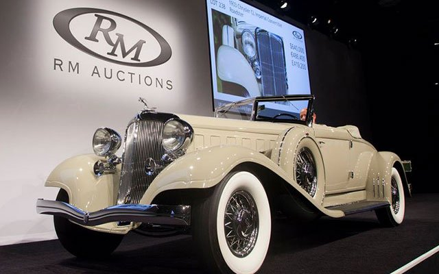 Hershey Car Show Auction