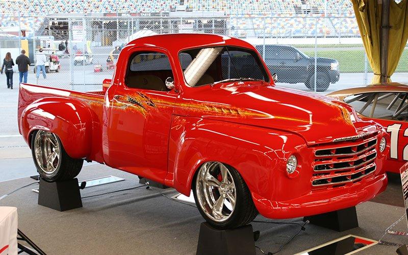 Bobby Allison's 1950 Studebaker Pickup