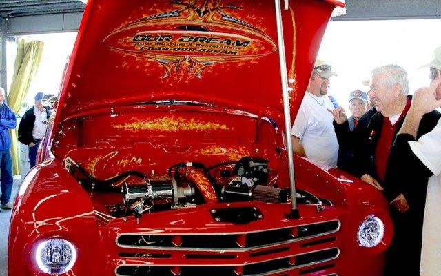 Buick V6 Turbocharged engine