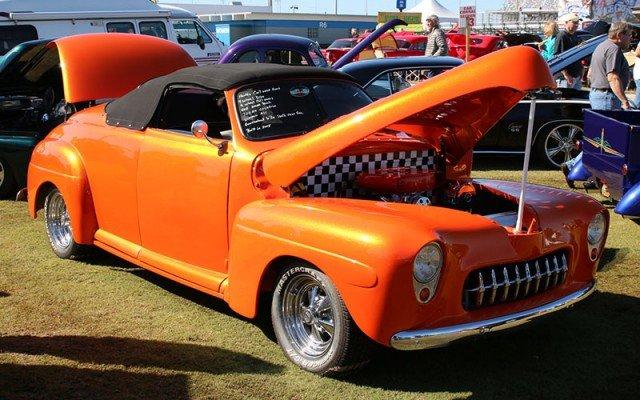 1942 Chevy Custom Convertible