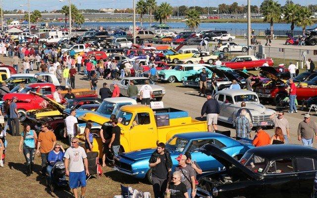 Daytona Turkey Run Car Corral