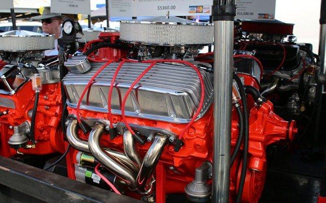 454 big block engine