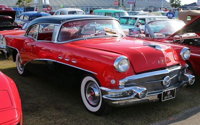 1956 Buick Special 2-Dr Hardtop