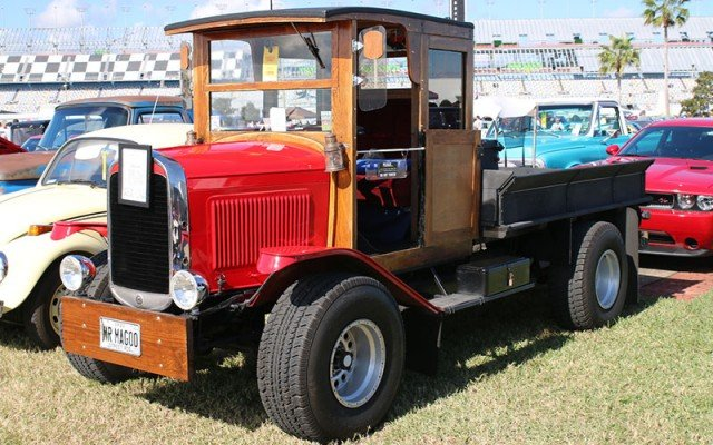 Foryota, a '23 Ford T Cab