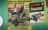 1915 Ford T Roadster on the cover of October 1959 Hot Rod Magazine