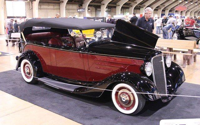 Wes Rydell's 1935 Chevy Phaeton