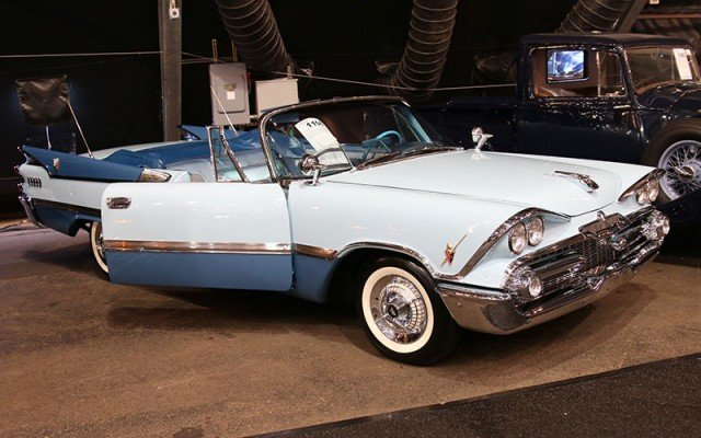 1959 Dodge Custom Royal Super D Convertible