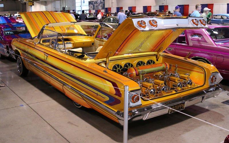 63 impala 4 door chevrolet impala 4 door - Top Cars At The 2015 Grand National Roadster Show