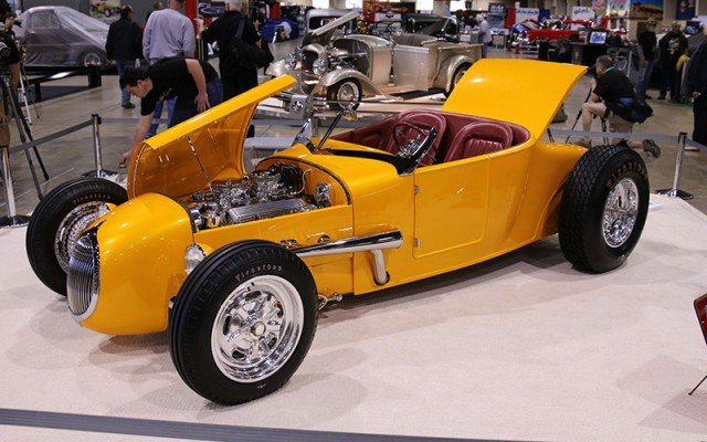 1927 Ford Altered T Roadster