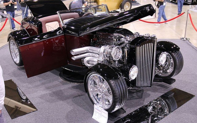 1932 Ford Psycho Roadster