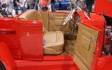 1932 Ford Roadster Pickup interior