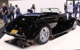 Lustrous shine on a 1934 Ford Roadster