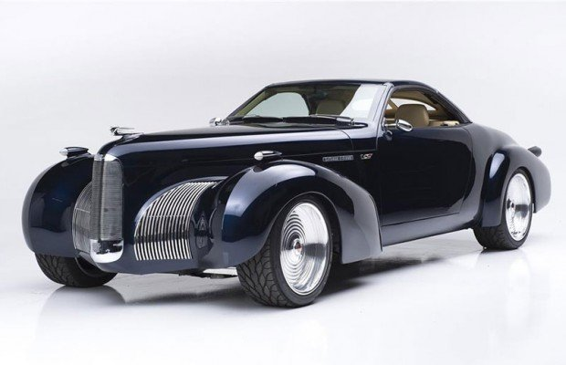 1939 Cadillac LaSalle C-Hawk