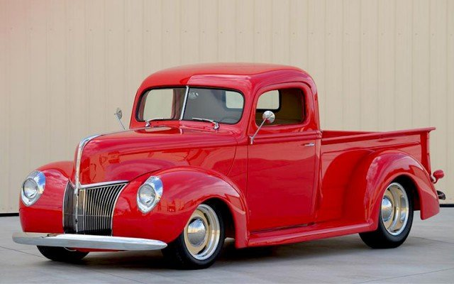 1940 Ford Pickup, Boyd Coddington