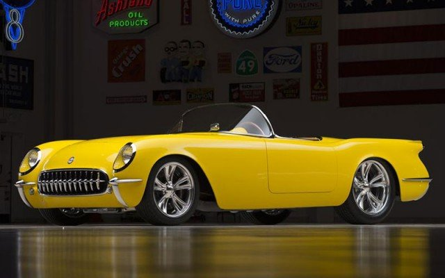 1954 Corvette Custom by Boyd Coddington