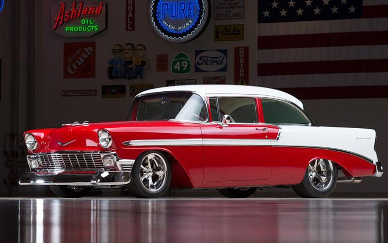 Ron Pratte Collection at the 2015 Barrett-Jackson-Auction in Scottsdale