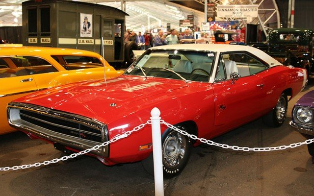 1969 Dodge Hemi Charger R/T