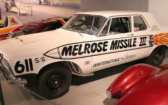 Melrose-Missile