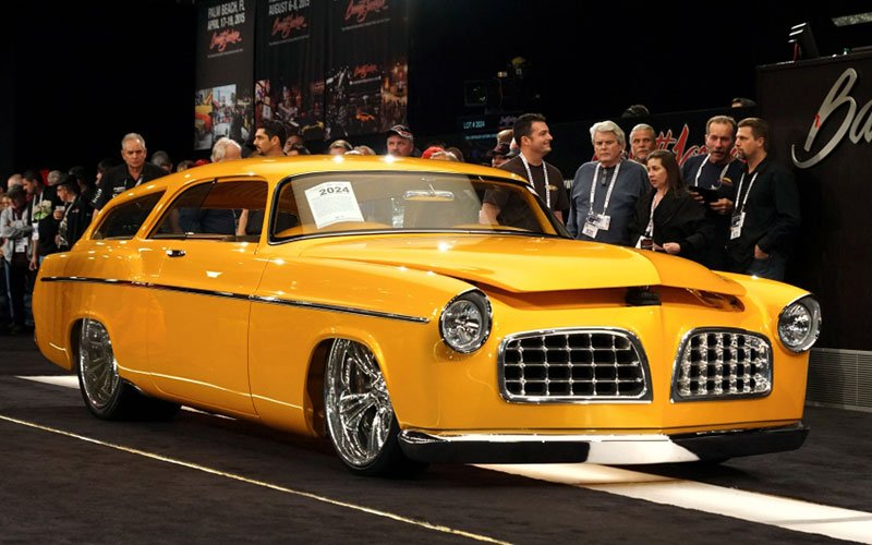 Ron Pratte Collection At The 2015 Barrett Jackson Auction