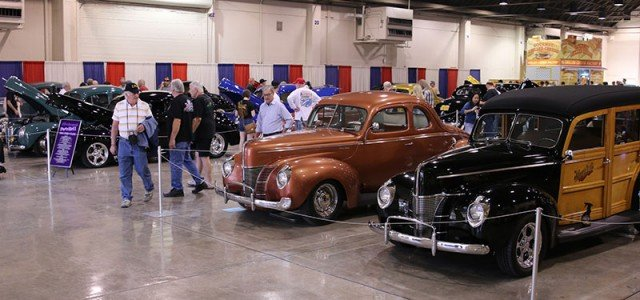 Top Cars at the 2015 Grand National Roadster Show